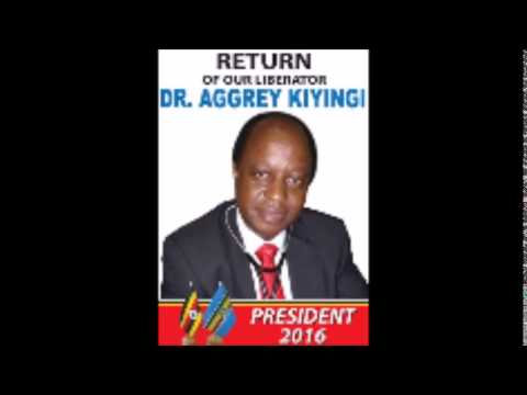 Dr Aggrey Kiyingi on Voice Of Uganda Radio 4   11  2015