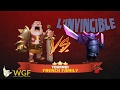 Papys Warriors vs L'invincible Tournoi Clash of Clans French Family 2