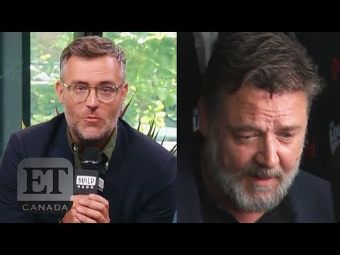 Russell Crowe Walks Out Of Interview