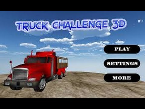 [Game] Truck Callenge 3D   Android App