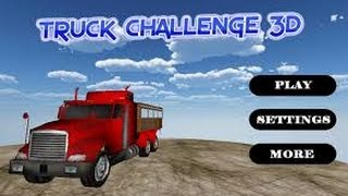 Gambar cover [Game] Truck Callenge 3D | Android App