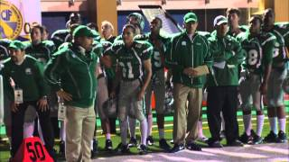 When The Game Stands Tall: Behind The Scenes 3 (Movie Broll) Alexander Ludwig