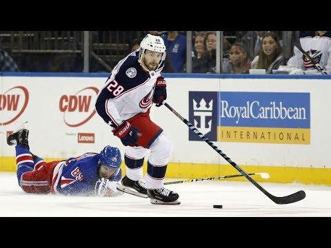 NHL Highlights | Blue Jackets Vs Rangers– Jan. 19, 2020