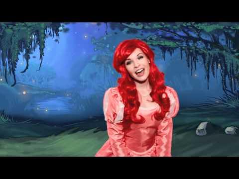 *Ariel (The Little Mermaid)* Singing