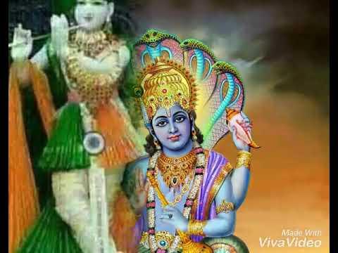 Krishna krishna kare mera mann ab to de do prabhu darshan