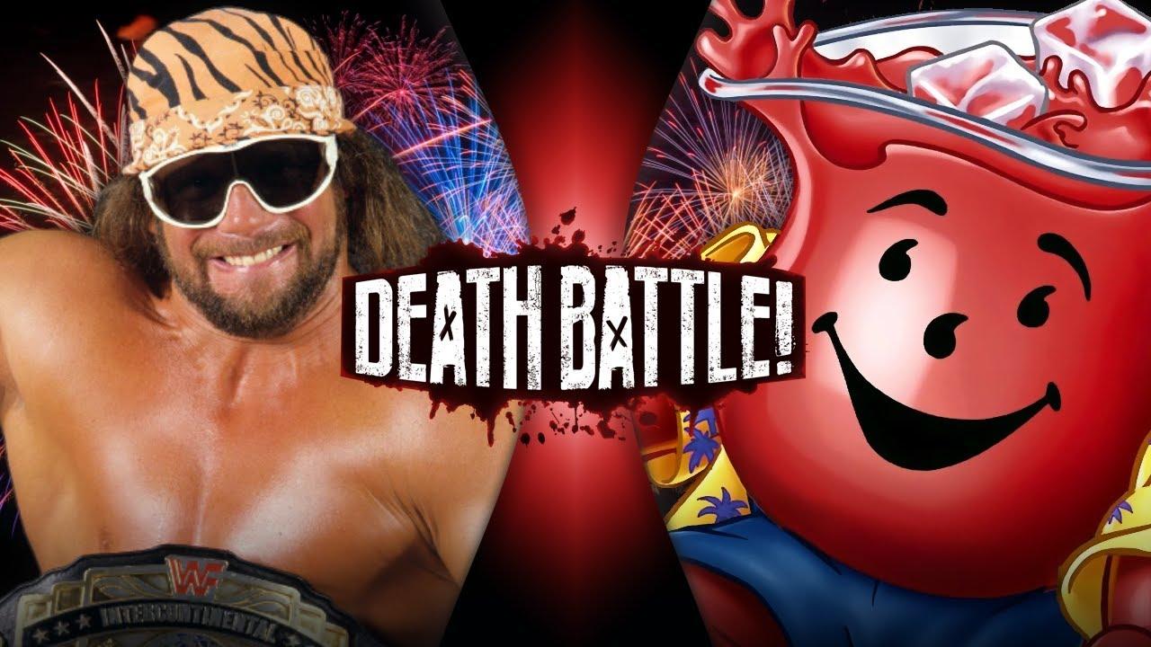 Macho Man VS Kool-Aid Man   DEATH BATTLE! #150