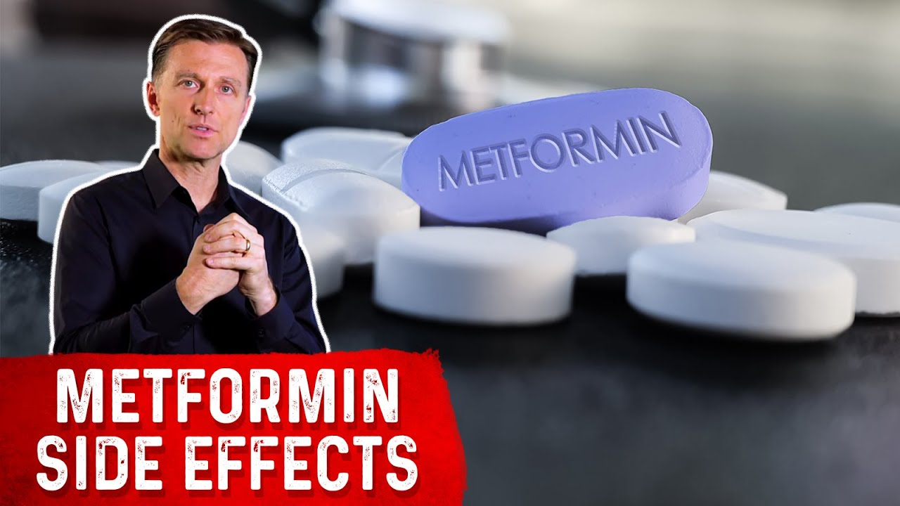 The Side Effects Of Metformin How To Minimize Them Youtube
