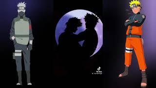 Kakanaru ☆ Kakashi x Naruto parte 2