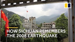 Ten years on, Sichuan remembers the 2008 earthquake