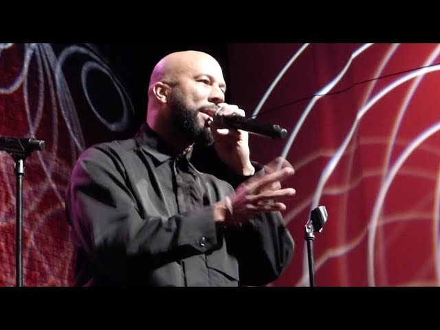 The RH Factor | Common Free Style, Lincoln Center, NYC 1-8-19