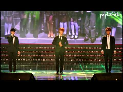 131118 EXO - Paradise @Korean Pop Culture & Arts Award
