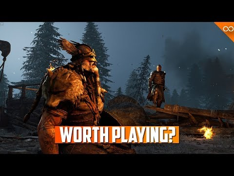 Is For Honor Worth Playing in 2018?