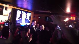 Ron Paul visits The Copper Top Pub (Temple Terrace, FL)