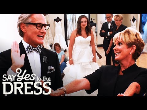 Lori & Monte Try To Find a Better Dress for the Bride   Say Yes To The Dress Atlanta
