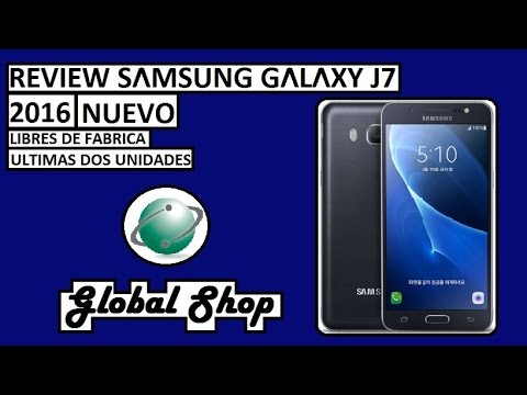 Review Samsung Galaxy J7 | Global Shop