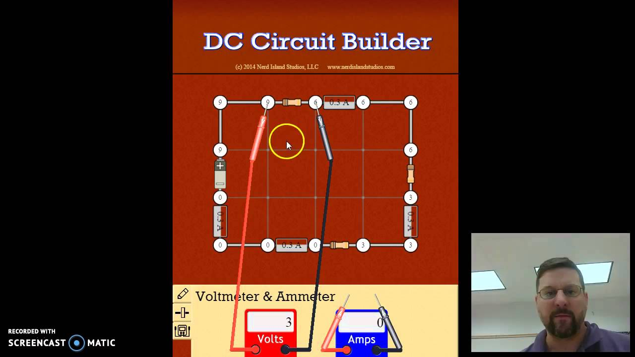 DC Circuit Builder: Series Circuit