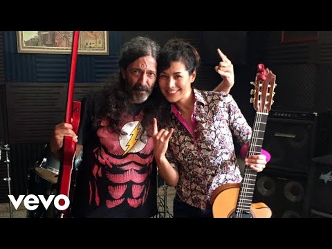Rosalía León - Canción Mixteca en el Estudio... ft. Raúl Fernández Greñas