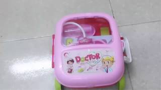 Ngoc trinh channel-Bộ đồ chơi bác sĩ #1