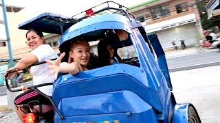 3 Girls 1 Tricycle | Shopping in the Philippines