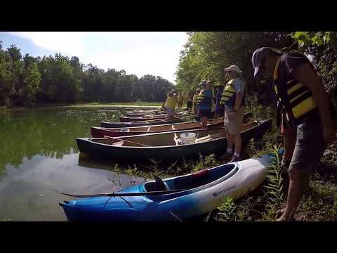 WCBOE AP Environmental Science Big Pool, MD Field Work (no audio)