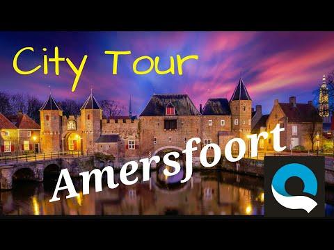 Amersfoort, The Netherlands.. City Tour.. GoPro Quik..