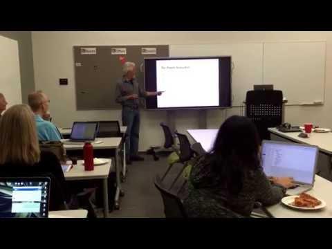 Doug Rowe & Groking Panels - Part 1