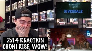 RIVERDALE - 2x14 'THE HILLS HAVE EYES' REACTION