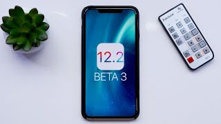 iOS 12.2 Beta 3 Released! 5+ Changes!