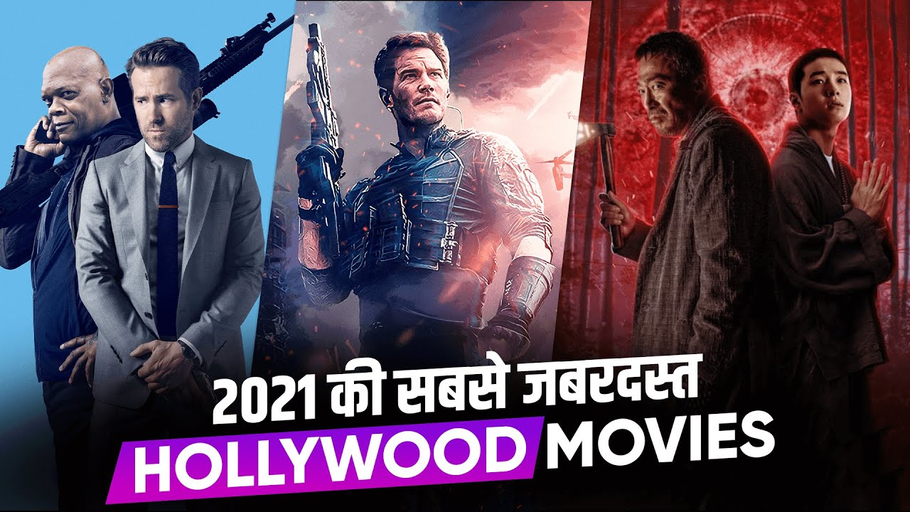 Download 2021 | TOP 7 New & Amazing Hollywood Movies in Hindi & English | Moviesbolt