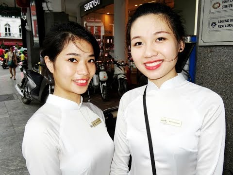 AMAZING VIETNAM, VIETNAMESE STREET FOOD, HANOI CITY, CRAZY TRAFFIC IN VIETNAM, CROSSING BUSY ROAD
