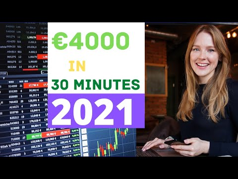 Best Binary Options Trading Strategy 99% Win 2017 | IQ Option €472 to €4400 in half an hour !!!