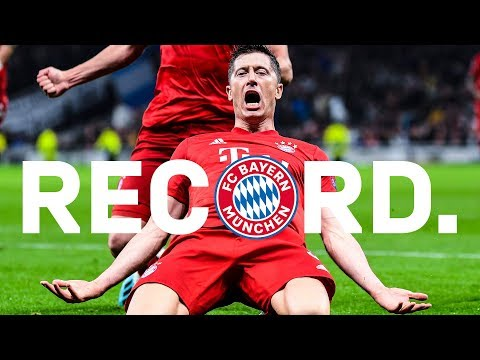Robert Lewandowski | ALL 15 FC Bayern Goals 2019/20... So Far!