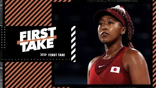 Stephen A. and Max's thoughts on Naomi Osaka reflecting on being in the spotlight