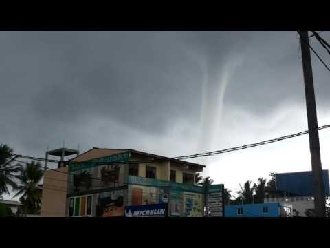 Tornado sri lanka