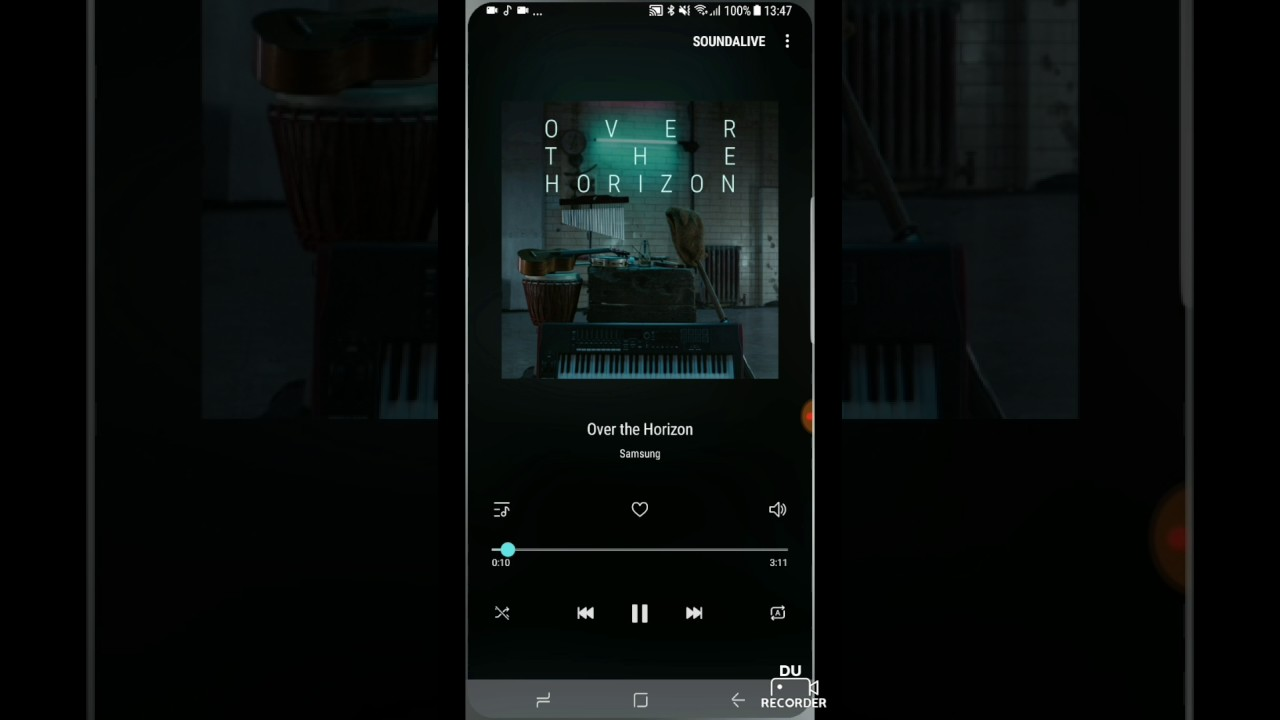 how to add music to samsung music s8