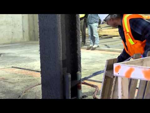 Fireproofing Thermal Barrier over Spray Foam and Steel