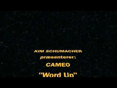 Kim Schumacher præsenterer: Cameo - Word Up