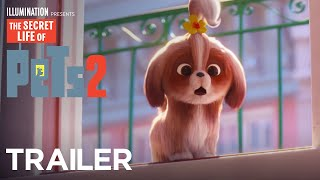 The Secret Life Of Pets 2 - The Daisy Trailer [HD]