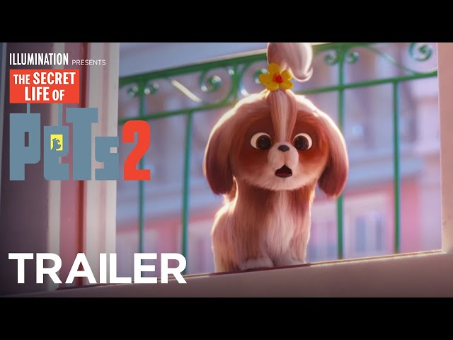 The Secret Life Of Pets 2 - The Daisy Trailer
