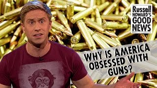 Why is America obsessed with guns?