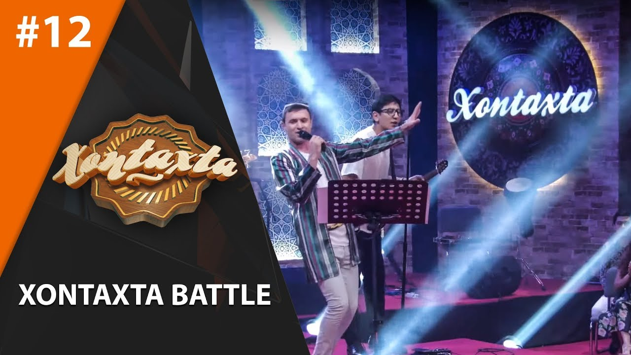 Xontaxta Battle 12-son (31.07.2019)
