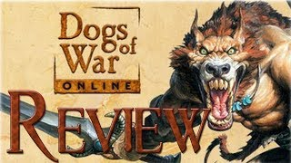 Dogs of War Online review