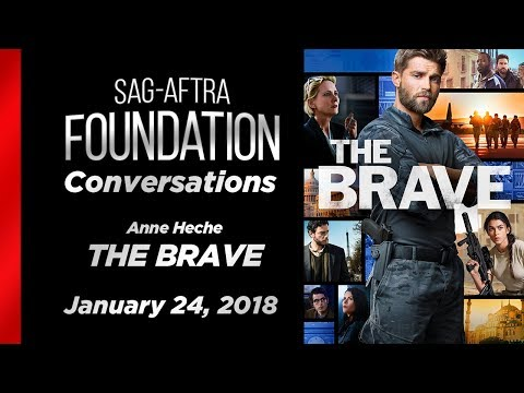 Conversations with Anne Heche of THE BRAVE