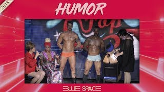 Blue Space Oficial - Matinê - Humor - 04.03.18