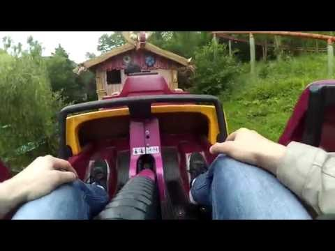 Parc d'attractions Plopsa Coo