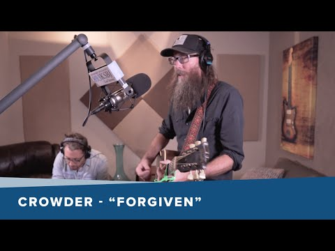 Crowder Forgiven at KSBJ Radio