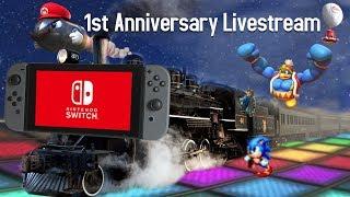 Nintendo Switch Anniversary Livestream