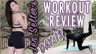 Jen Selter Workout Routine Day 12 | Fitplan Home Workout | Best Workout App