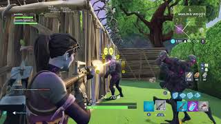 Fortnite Funny Glitch Monsters Zombie Crazy Dance