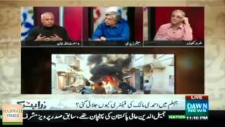 DAWN News: Zara Hut Kay discusses anti-Ahmadiyya riots in Jhelum